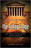 img - for The Hollow Hope 2nd (second) edition Text Only book / textbook / text book