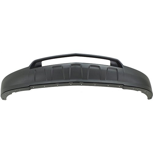 - Front, Lower BUMPER COVER Textured for 2012-2015 Chevrolet Equinox