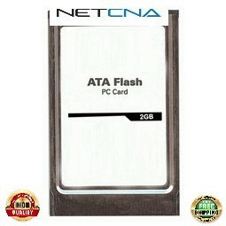 MEM-FD2G Cisco 2GB Flash Disk PCMCIA 12000 Series Routers 3rd Party 100% Compatible memory by NETCNA USA (Pcmcia Flash Disk Series)