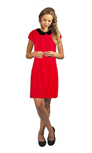 Vestido Rojo Salou