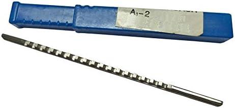 GENERICS LSB-Werkzeuge, 2mm A Passfedernut-Räummaschine mit metrischer Größe for Hochgeschwindigkeitsstahl for CNC-Fräsmaschinen