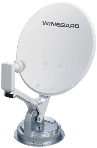 Winegard RM-4600 Crank-Up RV Digital Satellite Dish