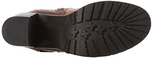 XTI 46218, Zapatillas de Estar por Casa para Mujer Gelb (CAMEL)