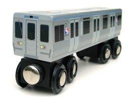 Septa Market Frankford Line M 4 Rapid Transit Car