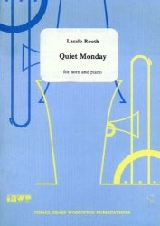 Laslo Rooth: Quiet Monday, for French horn & piano