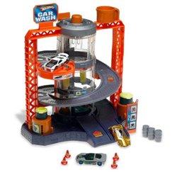 hot wheels car wash toys games. Black Bedroom Furniture Sets. Home Design Ideas