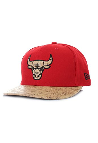 casquettes new era fitted cork chibul rouge