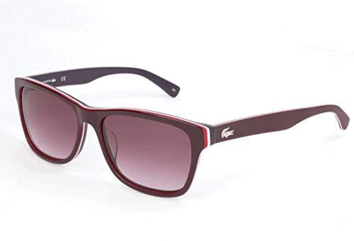purple Sonnenbrille l683s Burgundy Lacoste white vzn7fYRqw