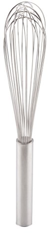 """Cuisinox Professional Stainless Steel 18"""" Whisk, 1"""