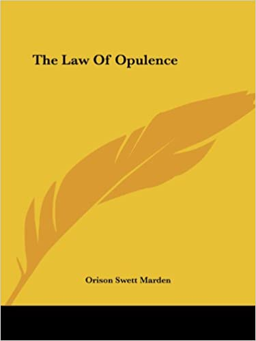 Download The Law Of Opulence PDF, azw (Kindle)