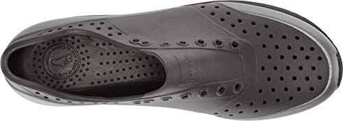 Lennox Dublin Black Water Shoe Block Onyx Native Men's Gunmetal Jiffy Black Grey 65CXwq