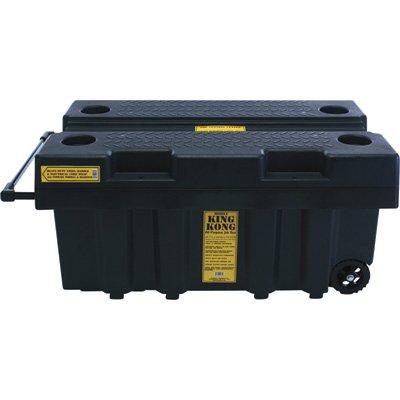 JTT King Kong Mobile Jobsite Box, Model# 2962-7P by JTT LLC
