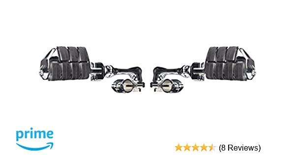 Amazon.com: Kuryakyn 4509 Right Angle Peg Mount with 1