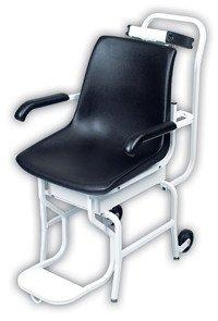 [Detecto Scales Co 6475 Scale Chair Digital WHITE EA] (Detecto Digital Chair Scale)