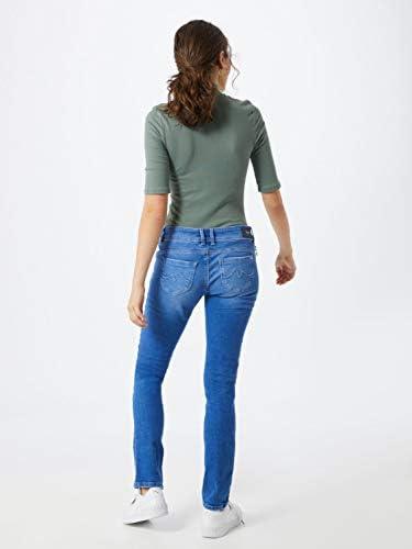 "Pepe Jeans Damen Jeans New Brooke Blue Denim 28""""30"