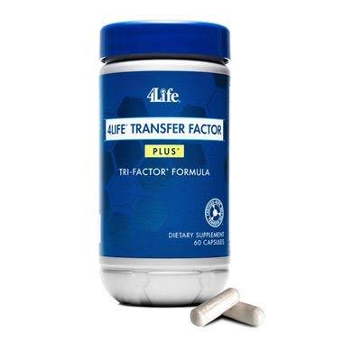 4Life Transfer Factor Plus Tri-Factor Formula 60 caps