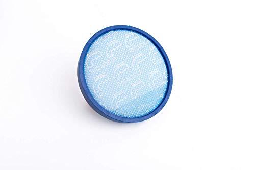 Green Label for Hoover Primary Blue Sponge Filter 304087001
