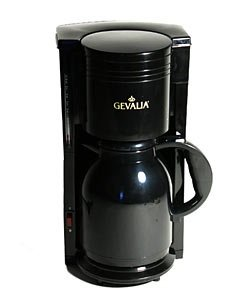 Gevalia 8 Cup Black Thermal Carafe Coffee Maker by Gevalia (Image #1)
