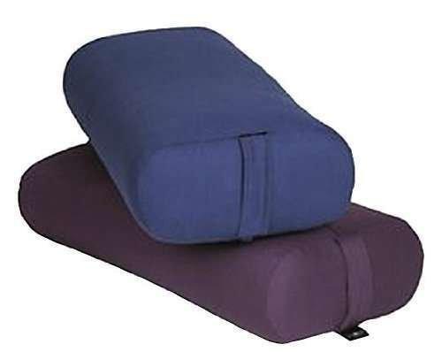 Hugger Mugger Standard Choice Yoga Bolster (Black)