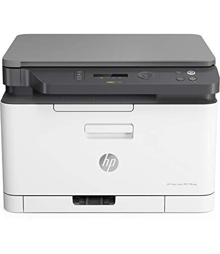 🥇 HP Color Laser MFP 178nw – Impresora láser multifunción