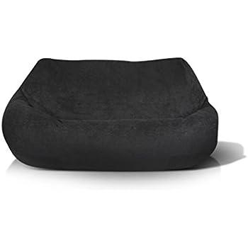 Beau Plush 2 Seater Bean Bag Chair