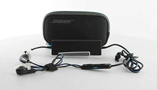 Bose QuietComfort 20 Acoustic Noise Cancelling headphones (Apple) (Black) (Best Acoustic Noise Cancelling Headphones)