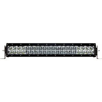 amazon com opt7 c2 series 20 off road cree led light bar and rigid industries 120312 e series 20 led spot flood combo light bar