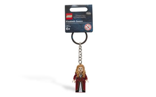 with LEGO Keychains design