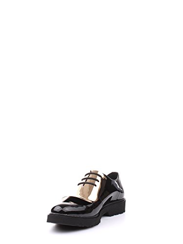 BLACK Ecopelle Francesina GOLD Cult 39 BLACK GOLD CLE102655 Donna IBSwxq1O