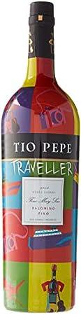 Tio Pepe Palomino Fino 15º - 3 botellas x 1000 ml - Total: 3000 ml