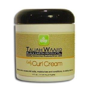 Taliah Waajid Кудри, волны и Naturals Curly Curl Cream, 6 унция