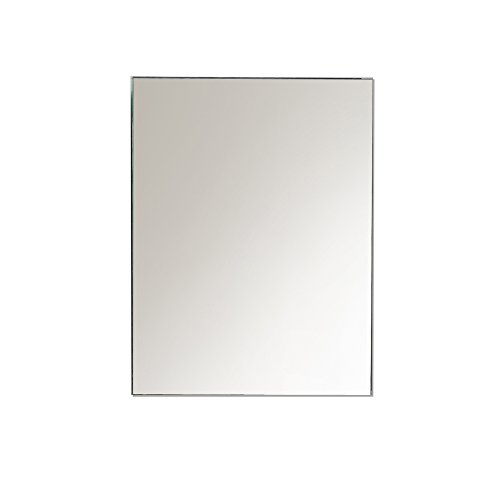Eviva EVMR600-20NL Lazy 20 inch All Mirror Wall Mount/recessed Medicine Cabinet with no Lights Combination, Glass