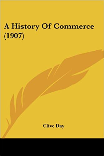 history of commerce in india