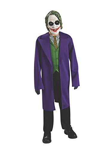 (Batman The Dark Knight, Tween Size Joker)