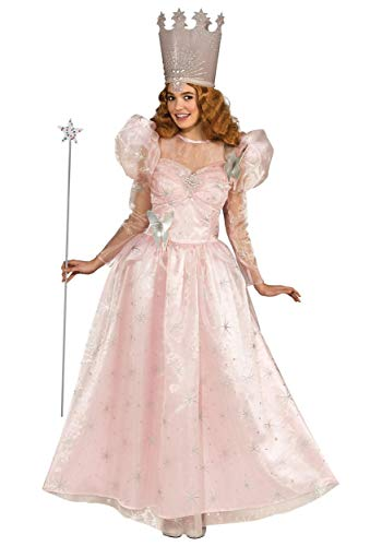 Rubie's Glinda the Good Witch Pink Deluxe Costume Plus Size Adult 2X ()
