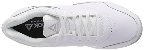 white 3 De steel Para Mujer 0 Reebok N Cushion 0 Work Marcha Zapatillas Nórdica Blanco n7w1x4