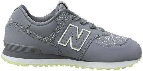 Kg Kinder New Balance Sneaker Unisex Grau Glo 574v2 Grey xwU8S