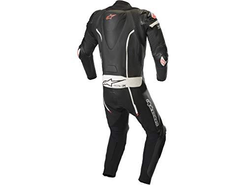 Alpinestars GP PRO V3 Suit 1pc (Tech Air Compatible) (48, 12-BLACK ()
