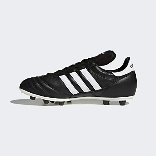 adidas Performance Men's Copa Mundial Soccer Shoe,Black/White/Black,9 M US