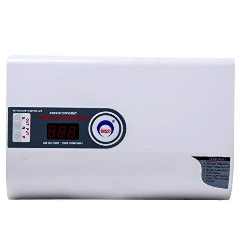 Simon 5 KVA Digital Voltage Stabilizer For AC  1.5/2 Ton   160 V   290 V