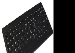 Brand New Adesso Ack-595Pb - Keyboard - Cable - Ps/2 - Black ''Product Category: Keyboards''