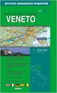 Harta Rutiera Venezia Scara 1 200 000 Romanian Edition