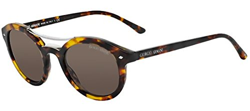 Giorgio Armani Sunglasses - AR8007 / Frame: Havana Lens: Brown (46mm) -