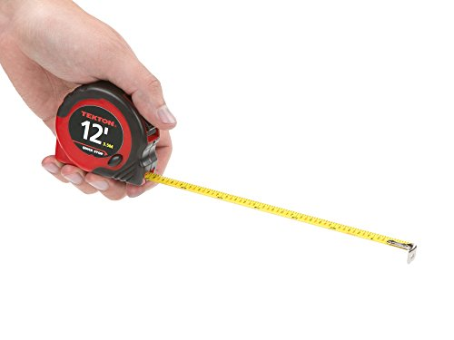 78 On Tape Measure: TEKTON 71951 12-Foot By 1/2-Inch Tape Measure