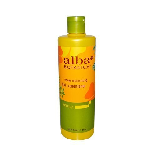 Alba Botanica: Natural Hawaiian Conditioner Body Builder Mango, 12 oz (5 pack)