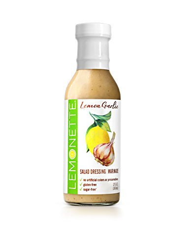 Green Garlic Dressing - 7