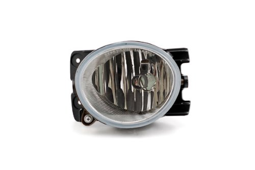Honda Pilot Replacement Fog Light Unit - Driver (Unit Pilot)