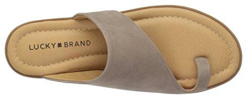 Womens Schwarz Sandal Anora Brand Brindle Lucky Mittlere Lk 7RPWq