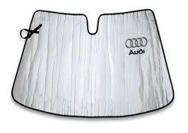 Audi sun shade