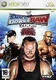 WWE Smackdown vs. Raw 2008 Xbox 360